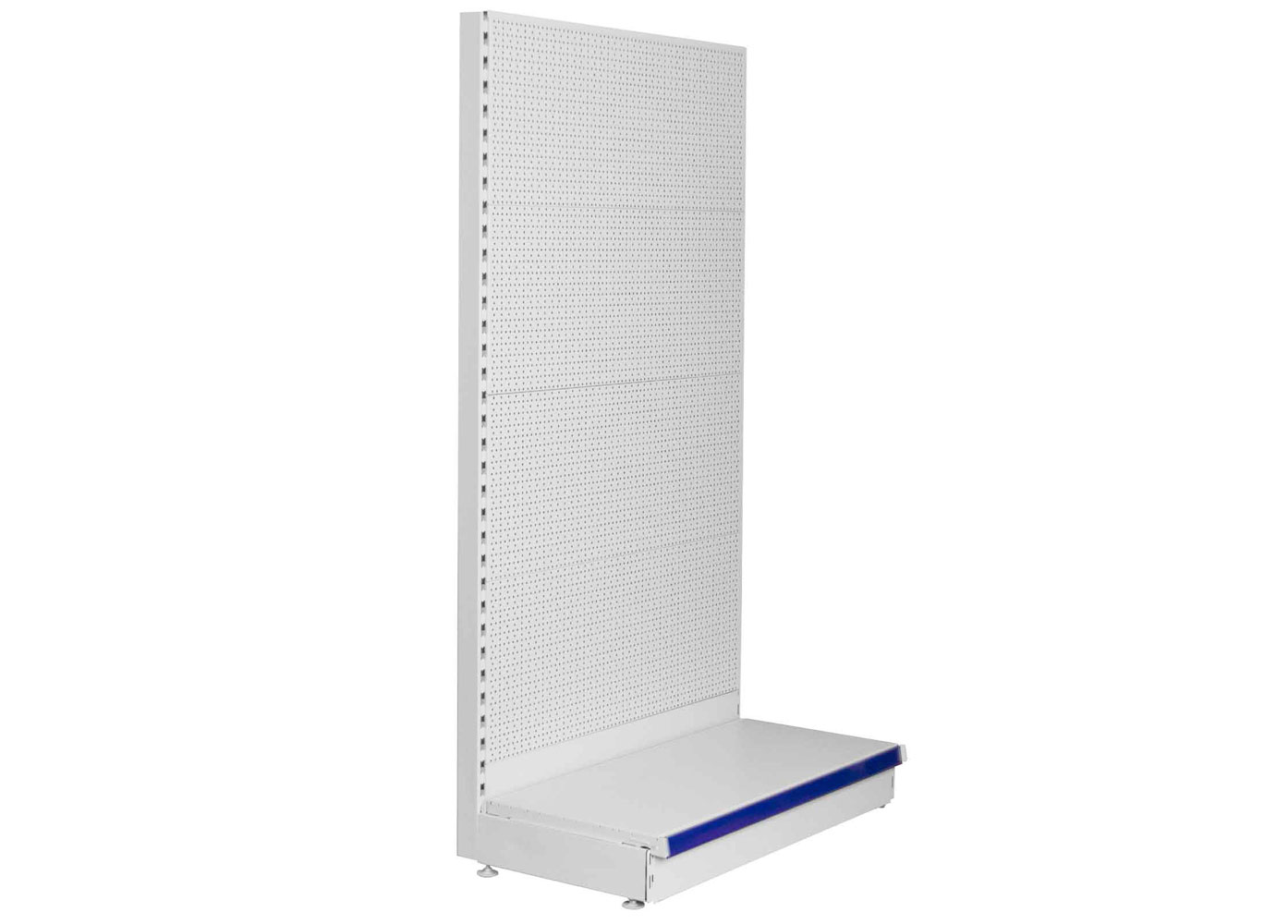 Pegboard Shelving Unit